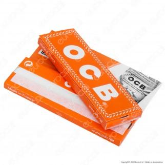 PROV-A00255011 - Cartine Ocb Orange Corte - Scatola da 50 Libretti