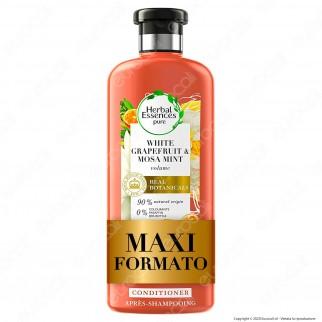 Herbal Essence Balsamo Capelli Pompelmo Bianco e Menta Mosa - Flacone da 360ml