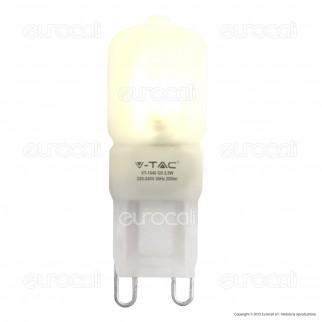 V-Tac VT-1946 Lampadina LED G9 2,5W Bulb - Blister 3 pz
