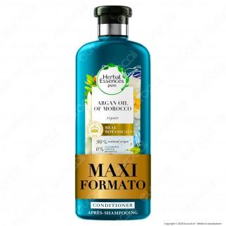 Herbal Essence Balsamo Capelli Olio di Argan - Flacone da 360ml
