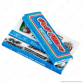 PROV-A00275002 - Cartine Pop Filters Corte Italia Blue Line - Scatola da 50 Libretti