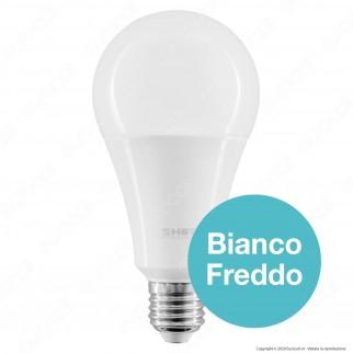 Bot Lighting Shot Lampadina LED E27 Goccia 24,5W Bulb A80 - mod. ELD1025X2 / ELD1025X3 / ELD1025X1