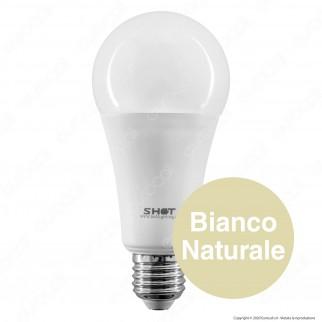 Bot Lighting Shot Lampadina LED E27 21W Bulb A67 Dimmerabile - mod. SLD1021X2D / SLD1021X3D