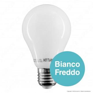 Silvanylux Lampadina LED E27 7W Bulb A60 Dimmerabile - mod. GRN420/1 / GRN420/N / GRN420