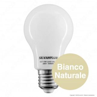 Silvanylux Lampadina LED E27 11W Bulb A60 - mod. GRN422/2 / GRN422/3 / GRN422/1