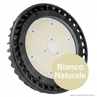 V-Tac PRO VT-9-200 Lampada Industriale LED 200W SMD Dimmerabile High Bay Chip Samsung - SKU 58011 / 58111