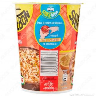 Star Saikebon Noodles al Gusto di Manzo Pronti in 3 Minuti - Cup da 60g.