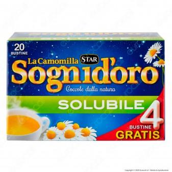 Star La Camomilla Sognid'oro Solubile - 20 Bustine