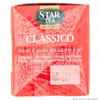 Star Tea Tè Nero Classico Miscela Pregiata - Confezione da 25 Filtri