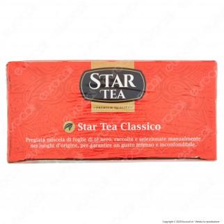 Star Tea Tè Nero Classico Miscela Pregiata - Confezione Convenienza da 60 Filtri