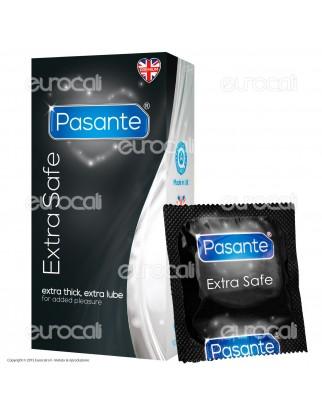 Preservativi Pasante Extra Safe - Scatola 12 pezzi