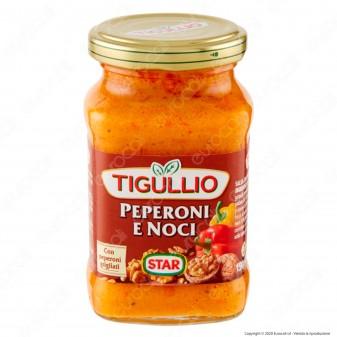 Tigullio Star Pesto Speciale Peperoni e Noci - Vasetto da 190g