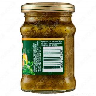 Tigullio Star Gran Pesto alla Genovese Senza Glutine Ricetta Ricca - Vasetto da 90g
