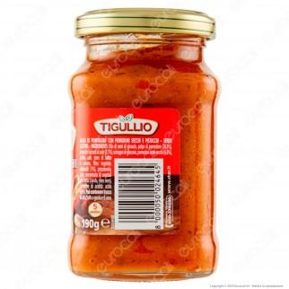 Tigullio Star Pesto Speciale Pomodori Secchi e Pistacchio - Vasetto da 190g