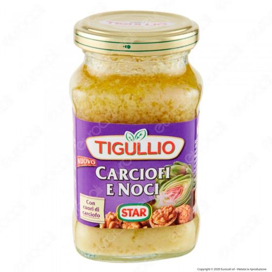 Tigullio Star Pesto Speciale Carciofi e Noci - Vasetto da 190g