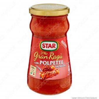 Star Il Mio Gran Ragù con Polpette di Salsiccia - Vasetto da 360g