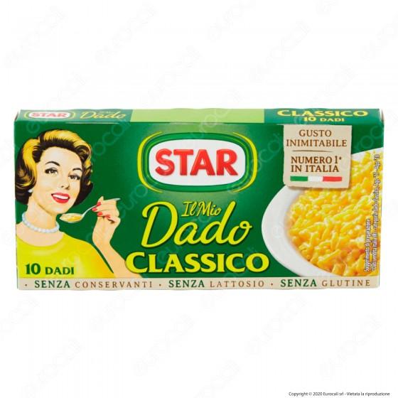 Star Il Mio Dado Classico - Confezione da 10 dadi