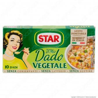 Star Il Mio Dado Vegetale - Confezione da 10 dadi