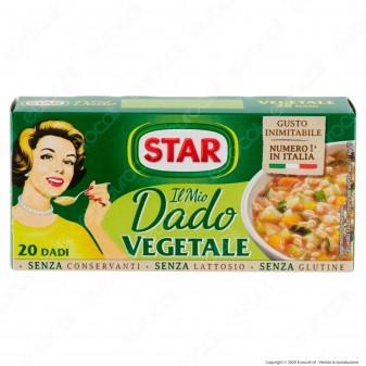 Star Il Mio Dado Vegetale - Confezione da 20 dadi