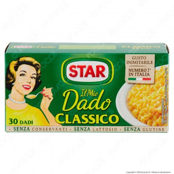 Star Il Mio Dado Classico - Confezione da 30 dadi