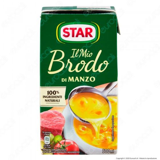 Star Brodo Pronto di Manzo - Confezione da 500ml