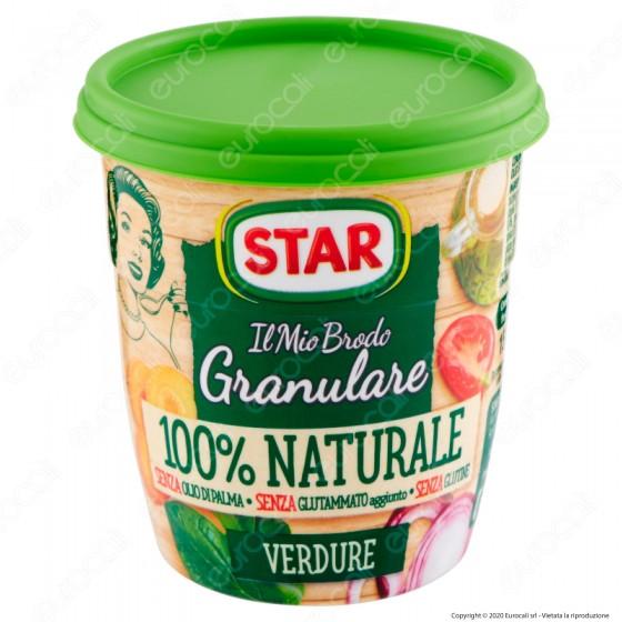 Star Il Mio Brodo Granulare di Verdure - Barattolo da 150g