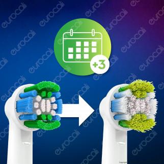 Oral-B Precision Clean Testine di Ricambio per Spazzolino Elettrico - Confezione da 10 Testine