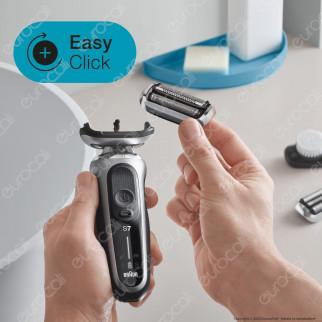 Braun Rasoio Elettrico da Barba Uomo Braun Serie 7 Wet&Dry 70-S1000s