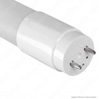 Sure Energy Tubo LED T8 Lampadina 120CM Nano Plastic Tube 18W - mod. T180