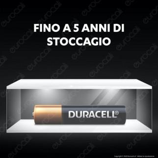 Duracell Ultra Microstilo AAAA - Blister 2 Batterie