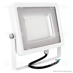 V-Tac VT-4830 Faretto LED SMD 30W Ultra Sottile da Esterno Colore Bianco - SKU 5679 / 5680 / 5681