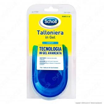 Scholl Talloniera in Gel Grande - Confezione con 1 paio di talloniere