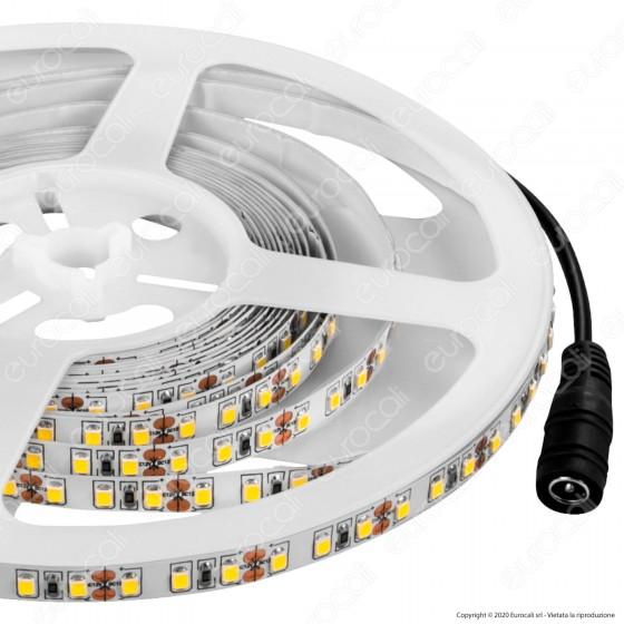 V-Tac Striscia LED 3528 Monocolore 120 LED/metro - Bobina da 5 metri - SKU 2025 / 2042 / 2002