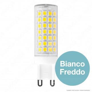 Silvanylux Lampadina LED G9 7W Tubolare - mod. GRN743/1 / GRN743/3 / GRN743/2