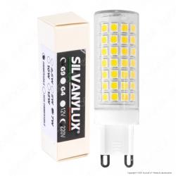 Silvanylux Lampadina LED G9 7W Tubolare Dimmerabile - mod. GRN743/1 / GRN743/3
