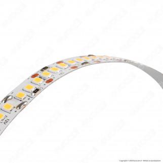 V-Tac Striscia LED 3528 Monocolore 204 LED/metro - Bobina da 5 metri - SKU 2461 / 2462 / 2463