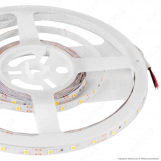 V-Tac Striscia LED 3528 Monocolore 60LED/metro - Bobina da 5 metri - SKU 2016 / 2041 / 2005