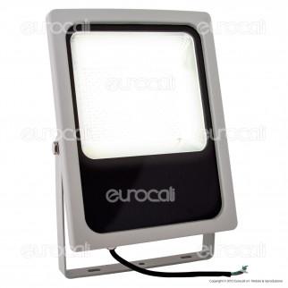V-Tac VT-48150 Faretto LED SMD 150W da Esterno Colore Grigio e Nero
