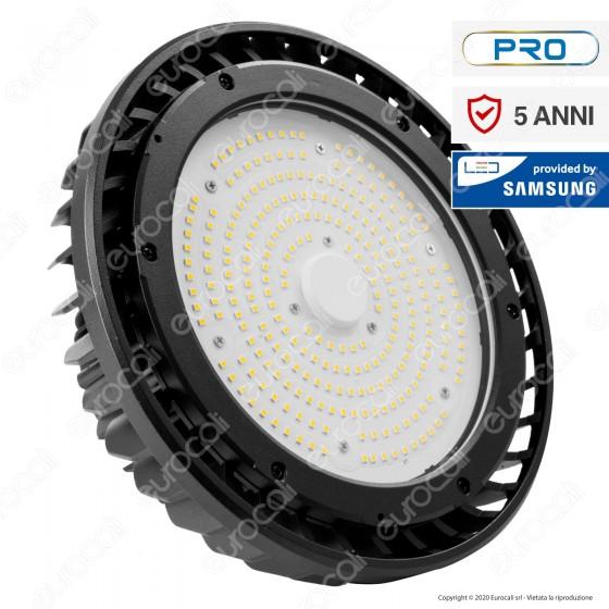 V-Tac PRO VT-9-151 Lampada Industriale LED 150W SMD Dimmerabile High Bay Chip Samsung - SKU 55811