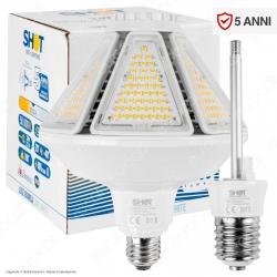 Bot Lighting Shot Lampadina 2in1 Doppio Attacco E27 / E40 52W IP40 - mod. SLD9905253