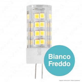 Silvanylux Lampadina LED G4 5W Tubolare - mod. GRN926/1 / GRN926/2 / GRN926/3