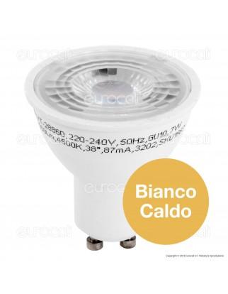 V-Tac VT-2886 D Lampadina LED GU10 7W Faretto Spotlight Dimmerabile