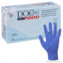 Gardening Guanti Monouso Blu in Nitrile Senza Talco - Confezione da 100 pezzi