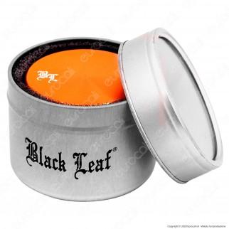 Grinder Tritatabacco Black Leaf 4 Parti in Metallo Colorato