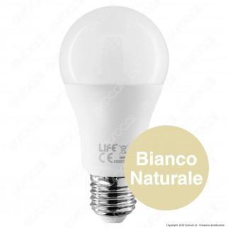 Life Lampadina LED E27 14W Bulb A60 - mod. 39.920315C / 39.920315N / 39.920315F
