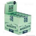 PROV-A00248012 - Cartine Mascotte 66 Slim Corte - Scatola da 50 Libretti