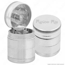 Mini Grinder Magno Mix Tritatabacco 4 Parti in Metallo