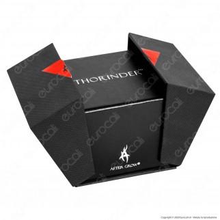 Grinder Tritatabacco Thorinder 4 Parti in Metallo con Confezione Regalo