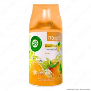 Air Wick Pure Freshmatic Agrumi - Ricarica Spray da 250ml