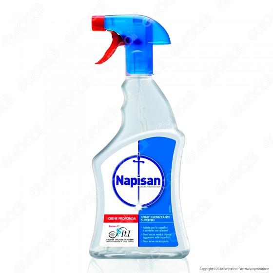 Napisan Spray Igienizzante Multisuperfici Classic - 750ml